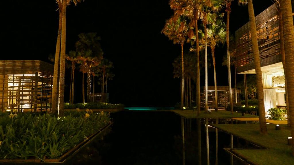 alila nighttime 5 1024x576 - REVIEW - Alila Villas Uluwatu (Arrival to Nightfall)