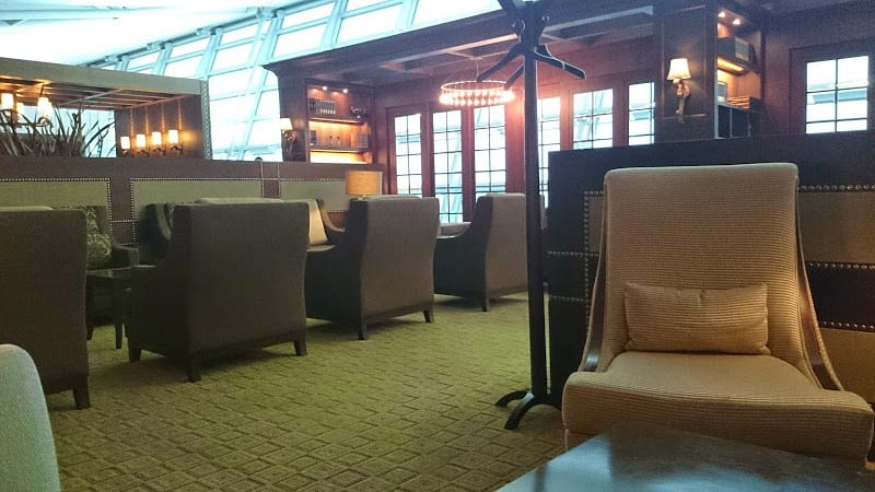 asiana first class lounge