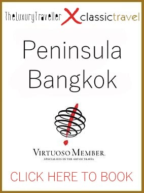 book peninsula bangkok - REVIEW - Peninsula Bangkok (Deluxe Room)