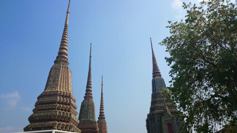 spires thailand - Bangkok Sights
