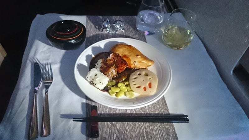 virgin japanese catering