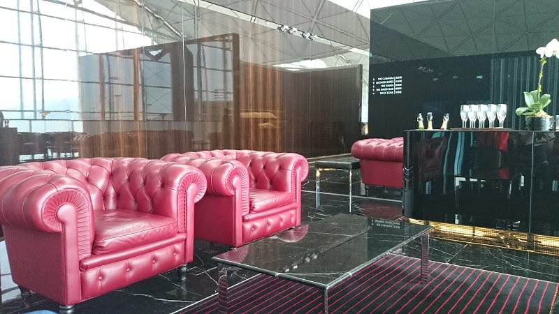 wing first class lounge