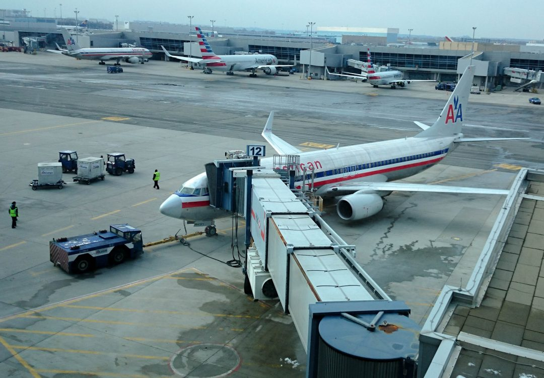 aa flagship view 1080x750 - REVIEW - American Airlines Flagship First Class Lounge – New York (JFK )