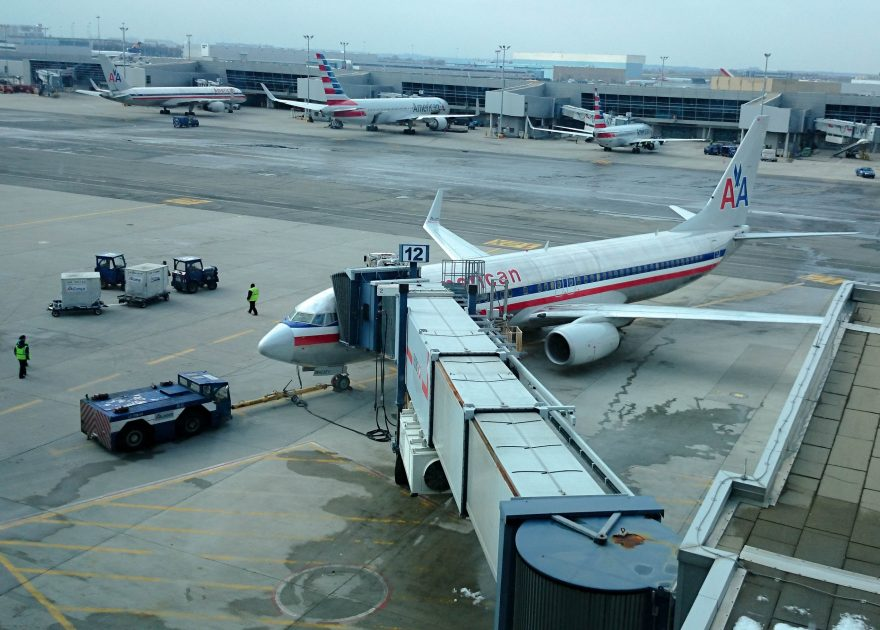 aa flagship view 880x630 - First Class & Business Class flight reviews
