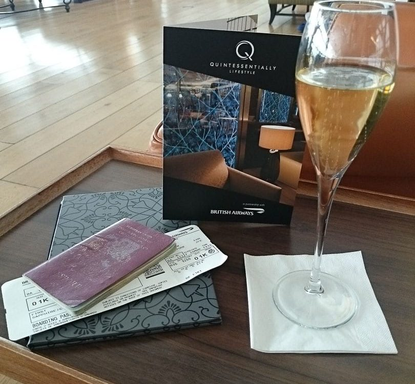 ba 747 f ccr 1 810x750 - REVIEW - British Airways Concorde Room (First Class) - London Heathrow T5