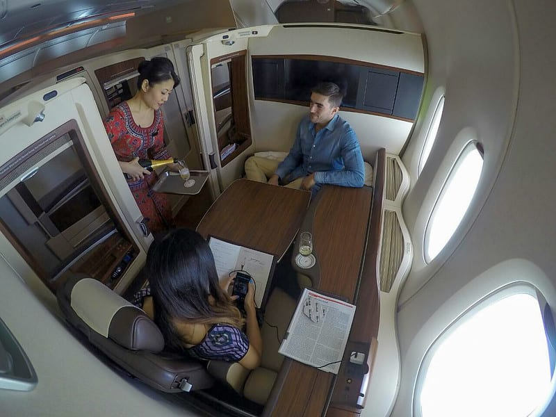 25114953349 bdce572c00 c - REVIEW - Singapore Airlines : Suites - Zurich to Singapore (A380)