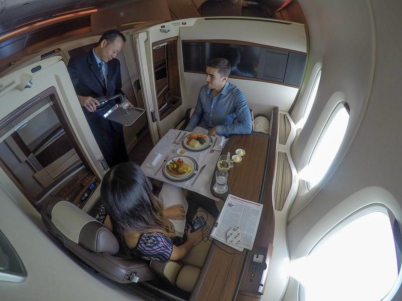 25115280319 86d7310344 c - REVIEW - Singapore Airlines : Suites - Zurich to Singapore (A380)
