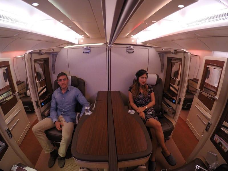 25115687689 d8321160f9 c - REVIEW - Singapore Airlines : Suites - Zurich to Singapore (A380)
