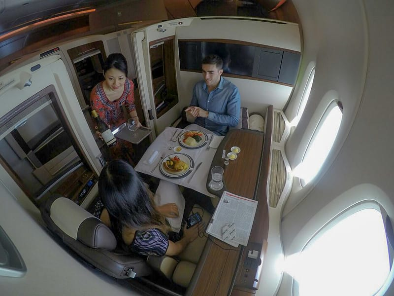 25389954951 657b661199 c - REVIEW - Singapore Airlines : Suites - Zurich to Singapore (A380)