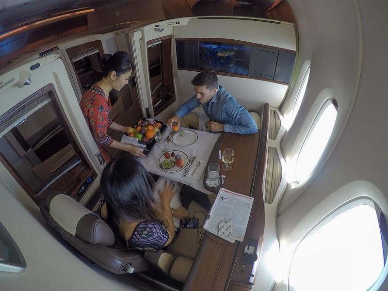25390058601 bdcec89dcb c - REVIEW - Singapore Airlines : Suites - Zurich to Singapore (A380)