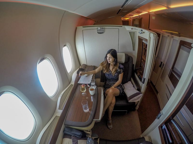 25390109501 97fbac6b6a c - REVIEW - Singapore Airlines : Suites - Zurich to Singapore (A380)