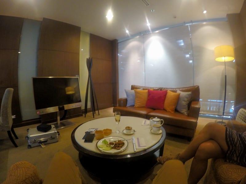 25448076430 5d48e02b52 c - REVIEW - Thai Airways : Royal First Lounge, Bangkok