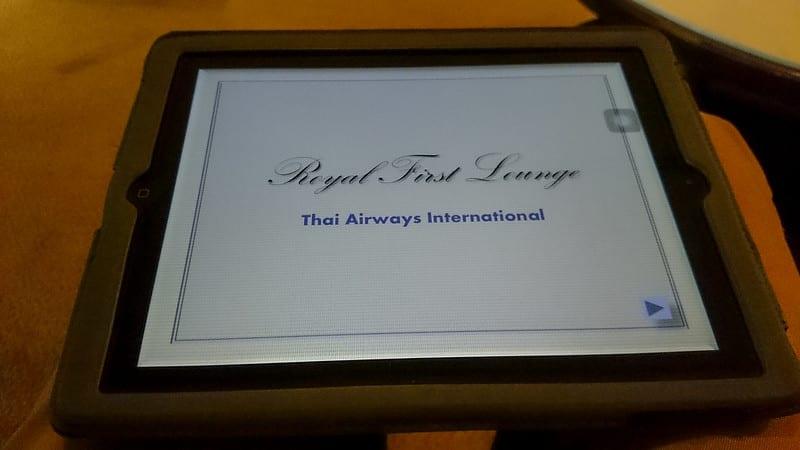 25448138000 79d1ee7324 c - REVIEW - Thai Airways : Royal First Lounge, Bangkok