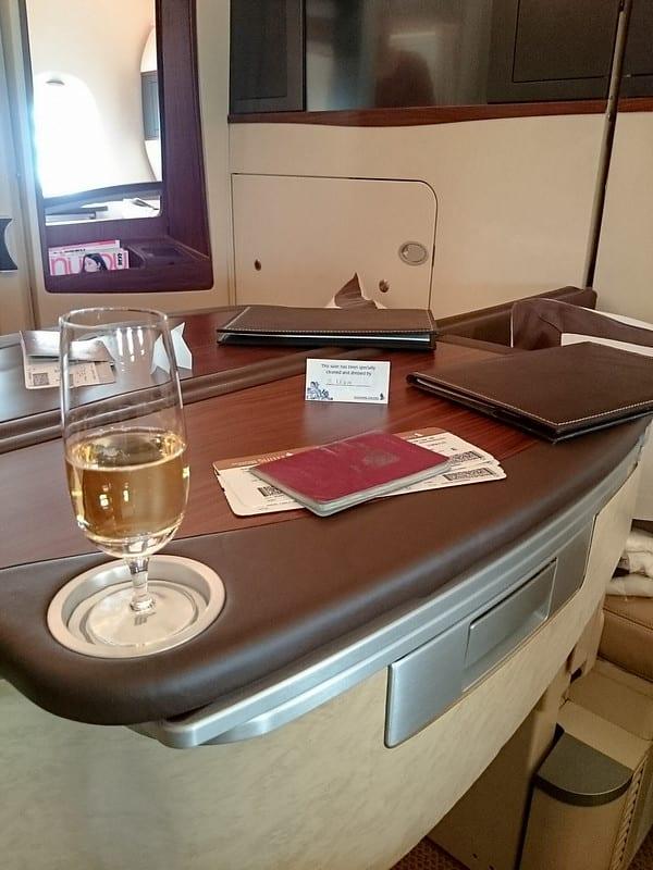25456347896 c74c38f80f c - REVIEW - Singapore Airlines : Suites - Zurich to Singapore (A380)