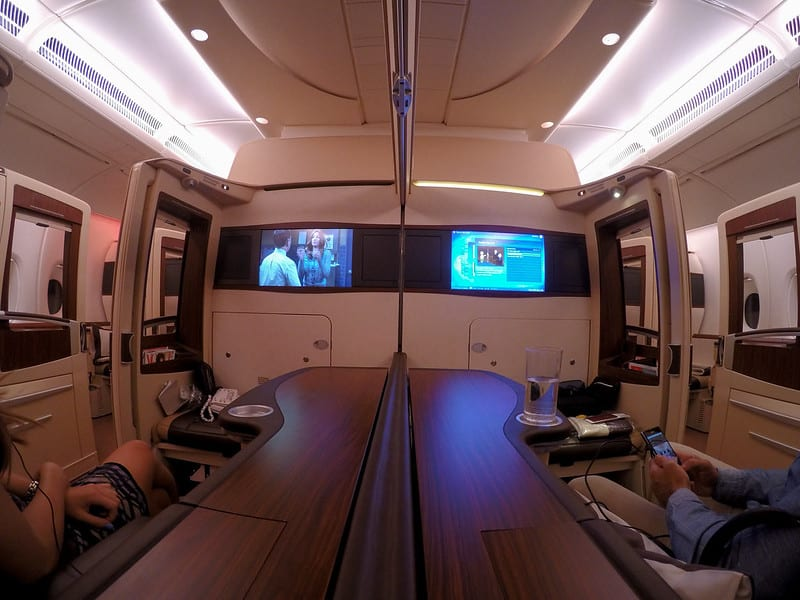25483218825 fcd1dacc56 c - REVIEW - Singapore Airlines : Suites - Zurich to Singapore (A380)