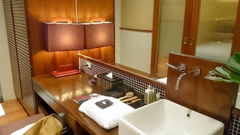 25653670471 9f25034178 c - REVIEW - Thai Airways : Royal First Lounge, Bangkok