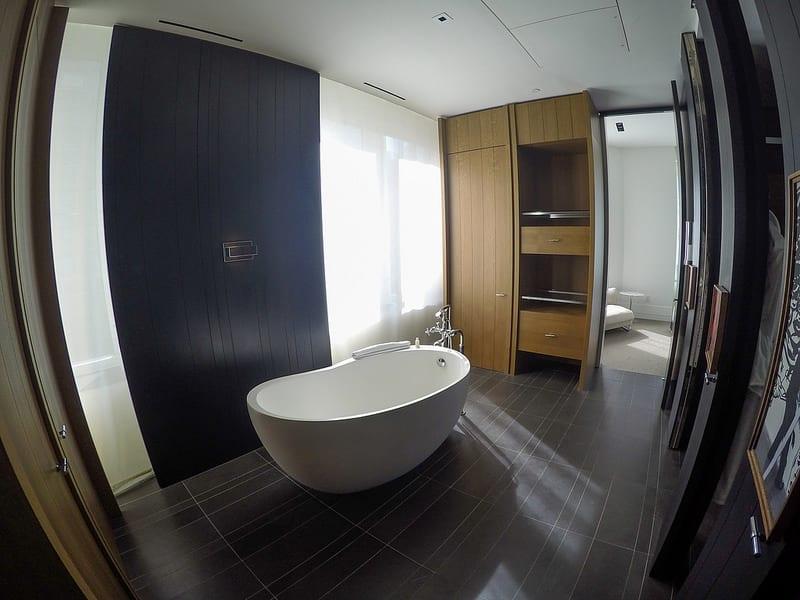 andaz splash suite