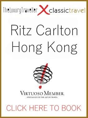 book RC hong kong - REVIEW - Ritz Carlton Hong Kong (Deluxe Harbour View Room)