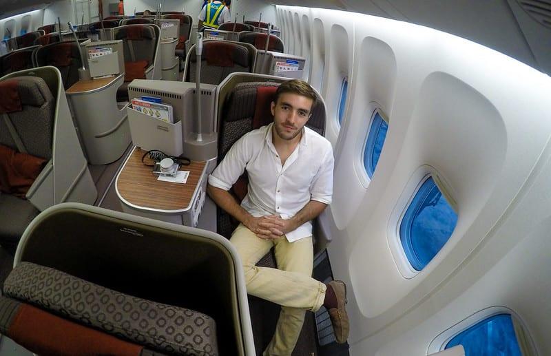 garuda dps business - REVIEW - Garuda Indonesia : Business Class - Bali to Jakarta (B77W)