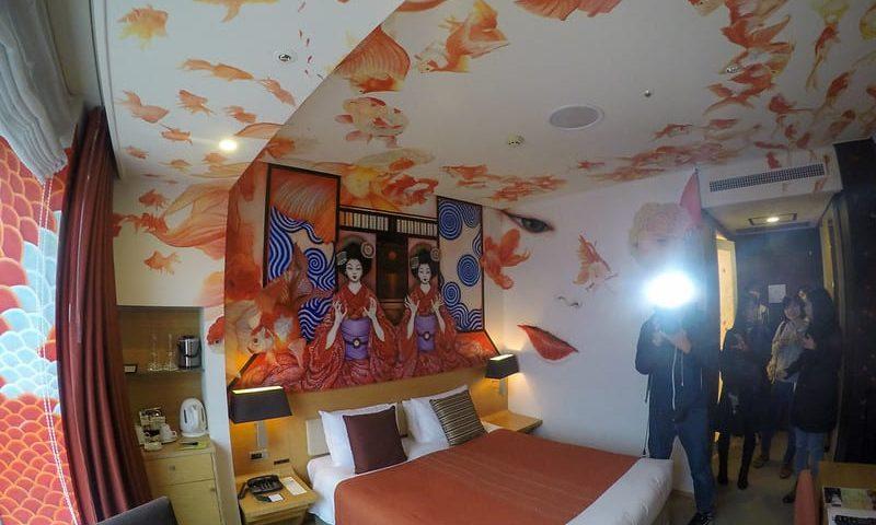 park hotel tokyo 800x480 - REVIEW - Park Hotel Tokyo (Artist Room - Geisha)