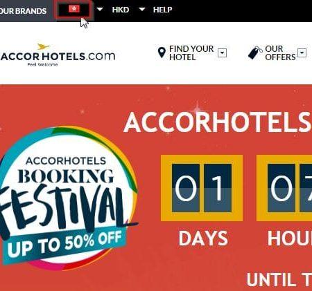 2016 11 11 16 26 09 AccorHotels 3 DAYS Booking Festival 450x421 - Up to 50% off Accor Hotels (Novotel, Sofitel etc)