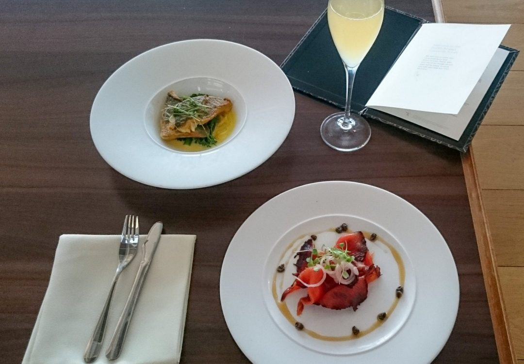 VikingOne 4 1080x750 - REVIEW - British Airways : Concorde Room First Class Lounge, LHR T5