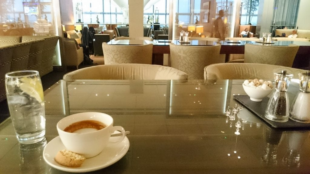 VikingOne 6 1024x576 - REVIEW - British Airways : Concorde Room First Class Lounge, LHR T5