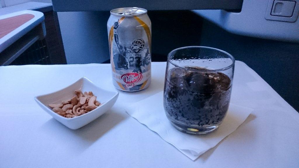 VikingOne 78 1024x576 - REVIEW - American Airlines : Business Class - New York JFK to London Heathrow (B77W)
