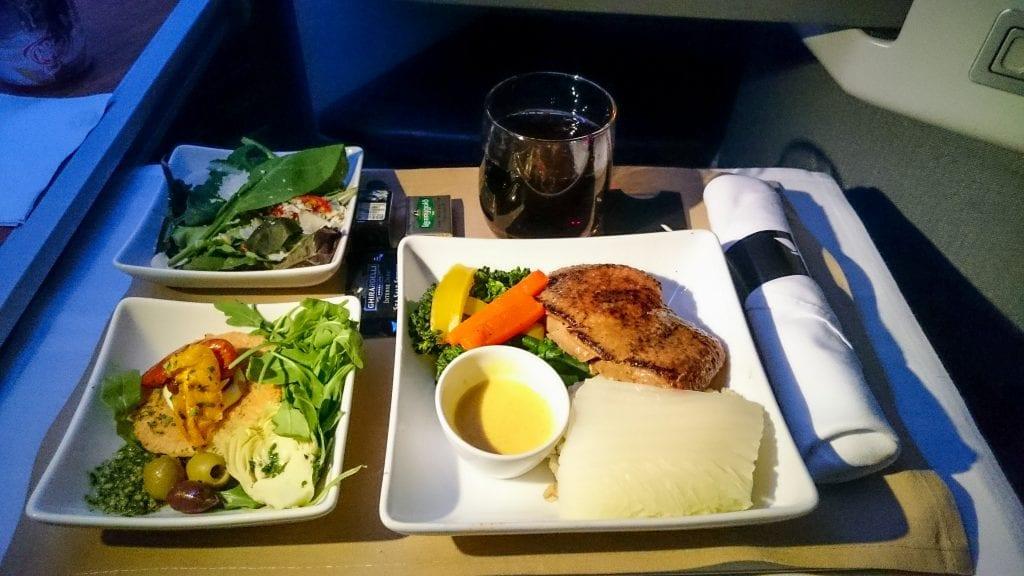 VikingOne 80 1024x576 - REVIEW - American Airlines : Business Class - New York JFK to London Heathrow (B77W)