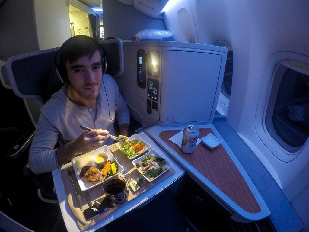 VikingOne 81 1024x768 - REVIEW - American Airlines : Business Class - New York JFK to London Heathrow (B77W)