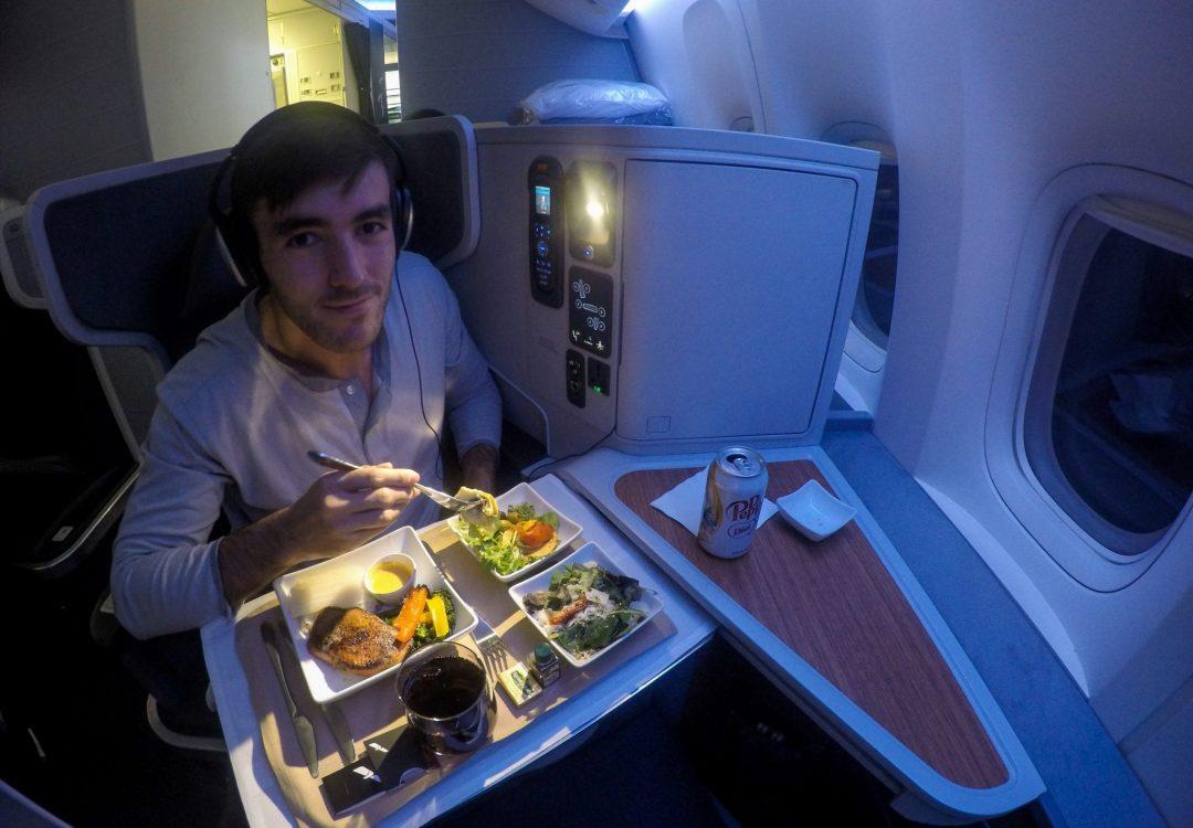 american business class 777