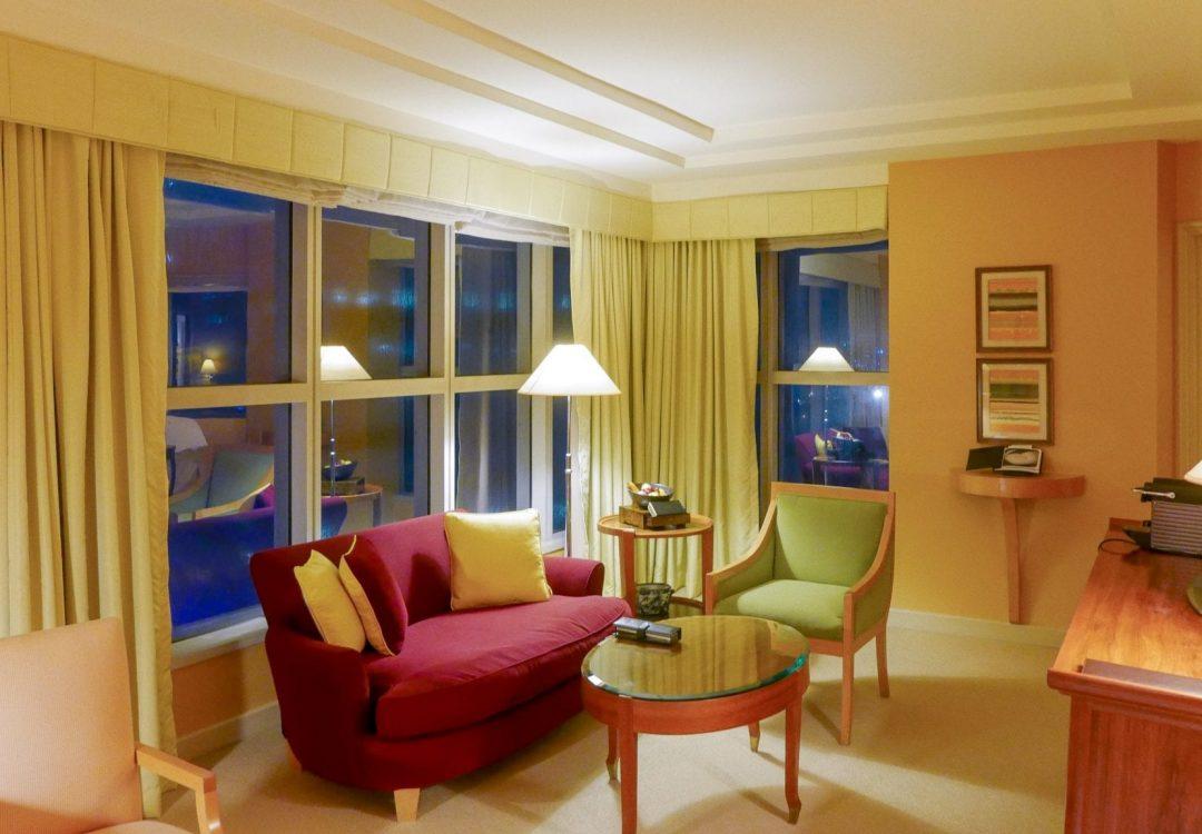 2Conrad Singapore 18 1080x750 - REVIEW - Conrad Singapore (Centennial Suite/ Executive Room)