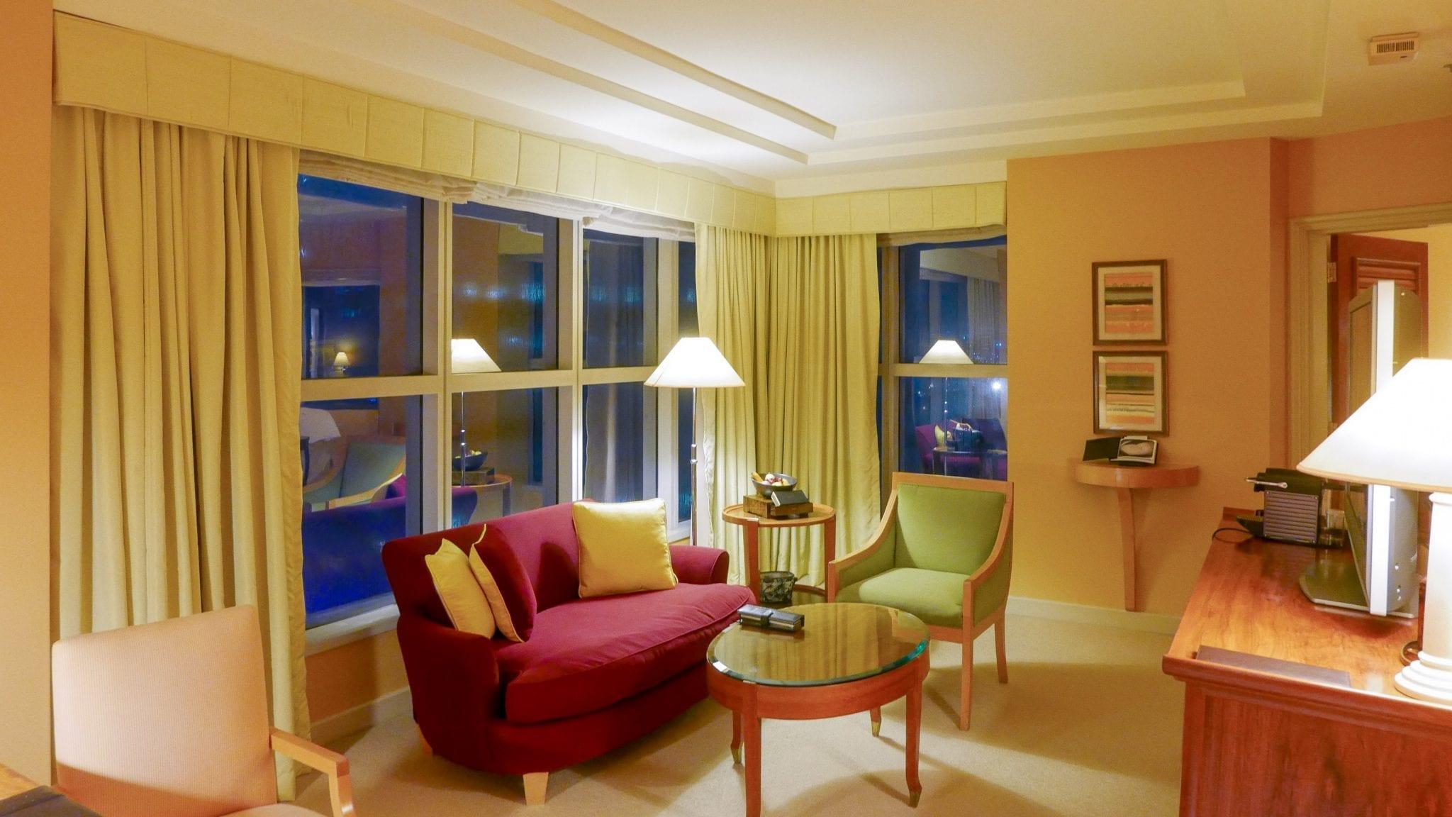 2Conrad Singapore 18 - REVIEW - Conrad Singapore (Centennial Suite/ Executive Room)