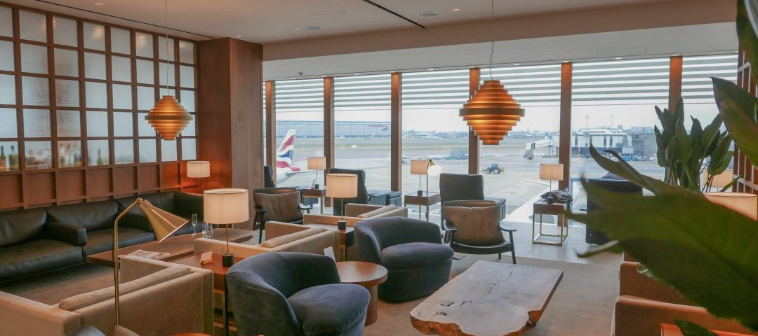 New CX Lounges T3 16 1080x480 - REVIEW - Cathay Pacific : First Class Lounge, London Heathrow T3 (post-refurb)