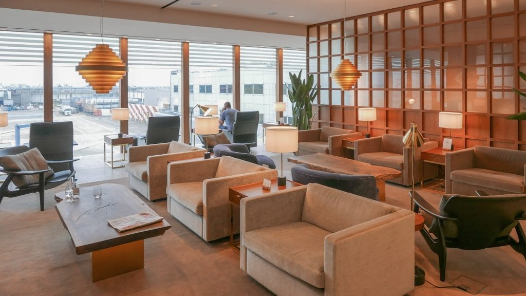 New CX Lounges T3 17 1024x576 - REVIEW - Cathay Pacific : First Class Lounge, London Heathrow T3 (post-refurb)