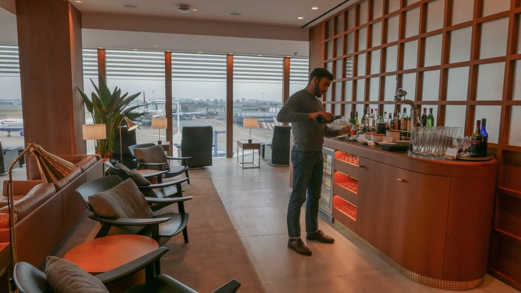 New CX Lounges T3 24 1024x576 - REVIEW - Cathay Pacific : First Class Lounge, London Heathrow T3 (post-refurb)