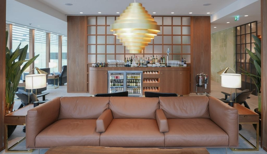 New CX Lounges T3 38 1024x592 - REVIEW - Cathay Pacific : First Class Lounge, London Heathrow T3 (post-refurb)