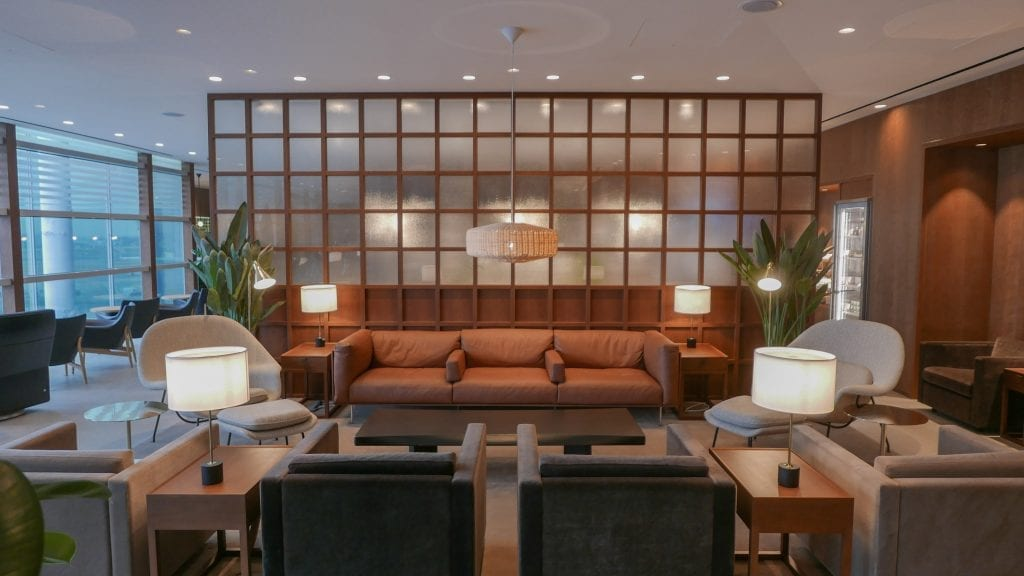 New CX Lounges T3 72 1024x576 - REVIEW - Cathay Pacific : Business Class Lounge, London Heathrow T3 (post-refurb)
