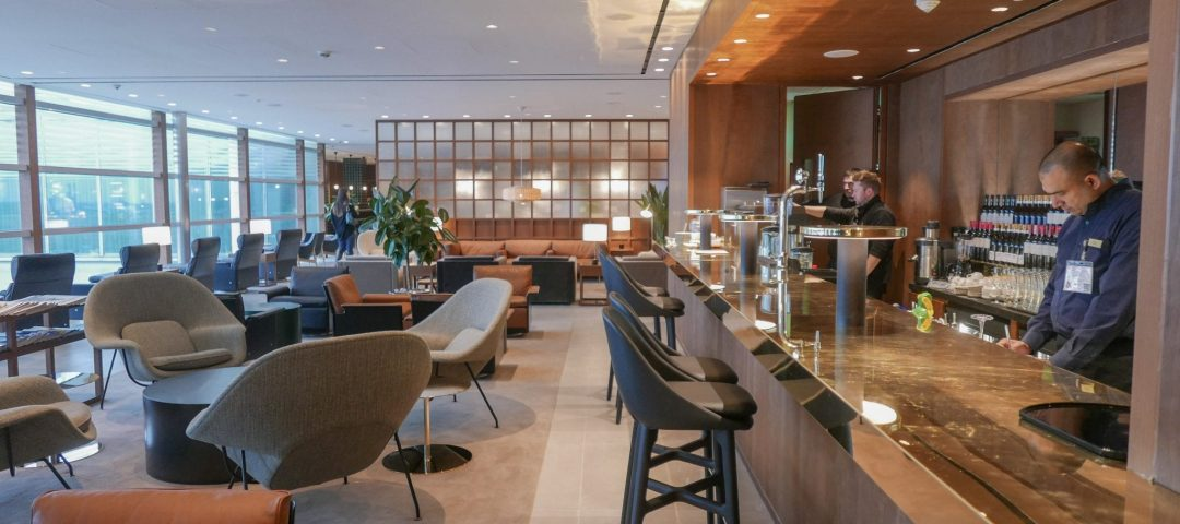 New CX Lounges T3 73 1080x480 - REVIEW - Cathay Pacific : Business Class Lounge, London Heathrow T3 (post-refurb)