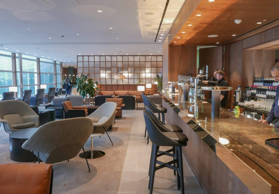 New CX Lounges T3 73 1080x750 - REVIEW - Cathay Pacific : Business Class Lounge, London Heathrow T3 (post-refurb)