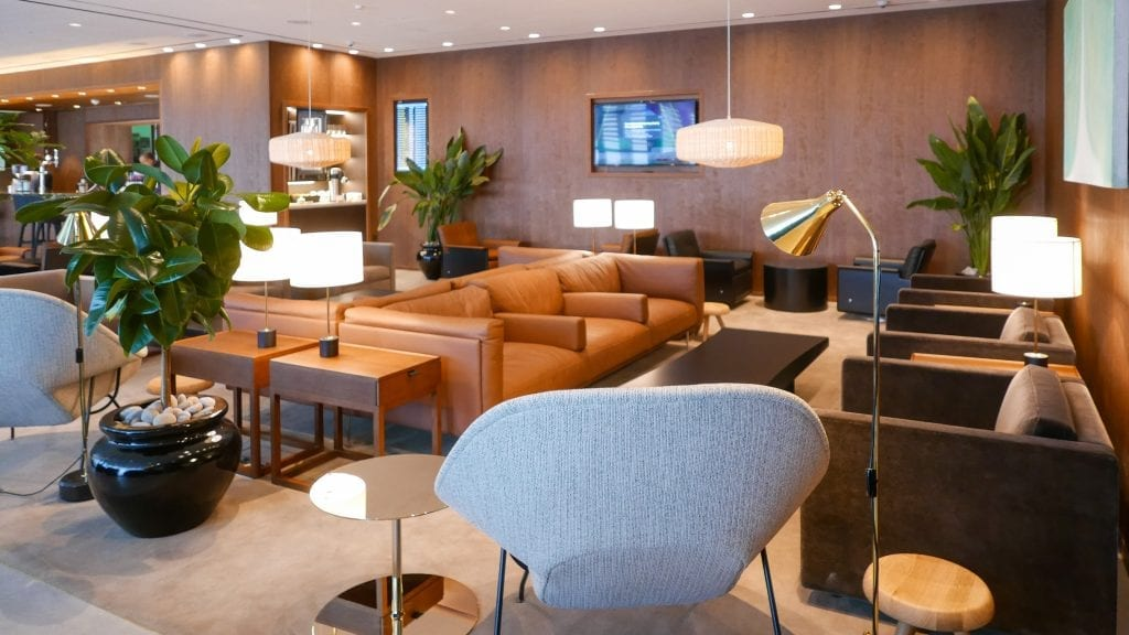 New CX Lounges T3 76 1024x576 - REVIEW - Cathay Pacific : Business Class Lounge, London Heathrow T3 (post-refurb)