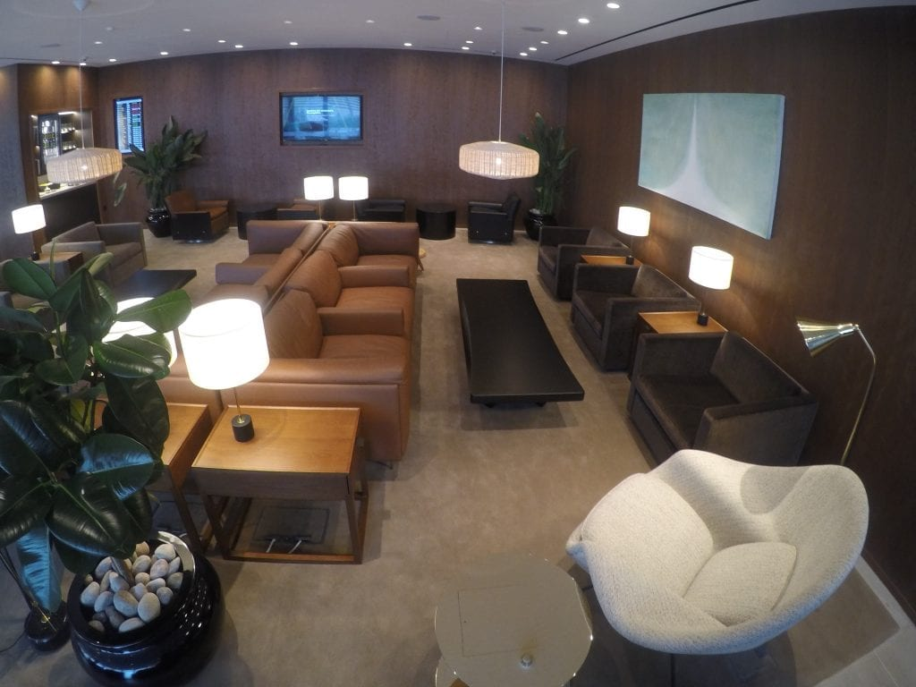 New CX Lounges T3 78 1024x768 - REVIEW - Cathay Pacific : Business Class Lounge, London Heathrow T3 (post-refurb)
