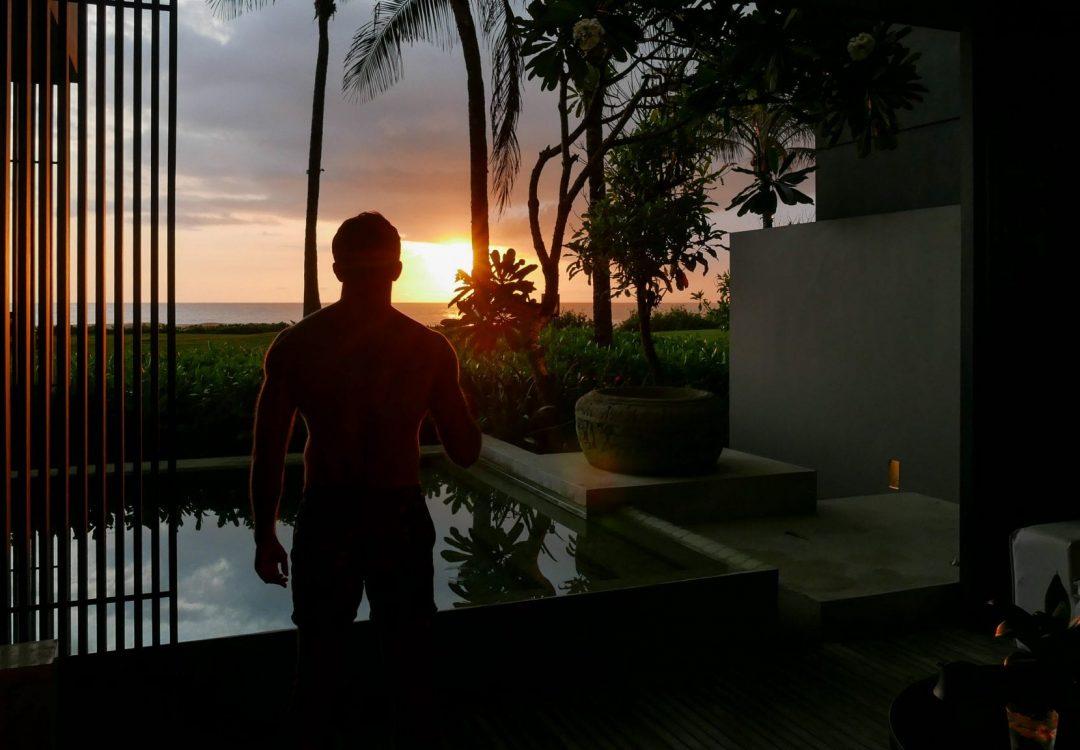 soori bali sunset
