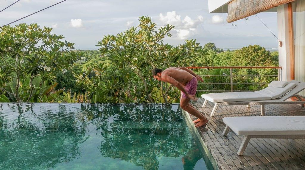 Review Villa Jiwa Airbnb Jimbaran Bali The Luxury Traveller