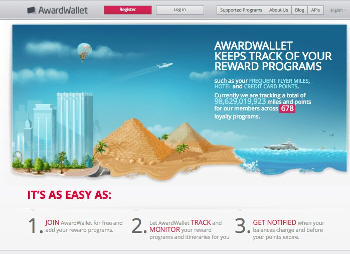 awardwallet - Why I love airline schedule changes...