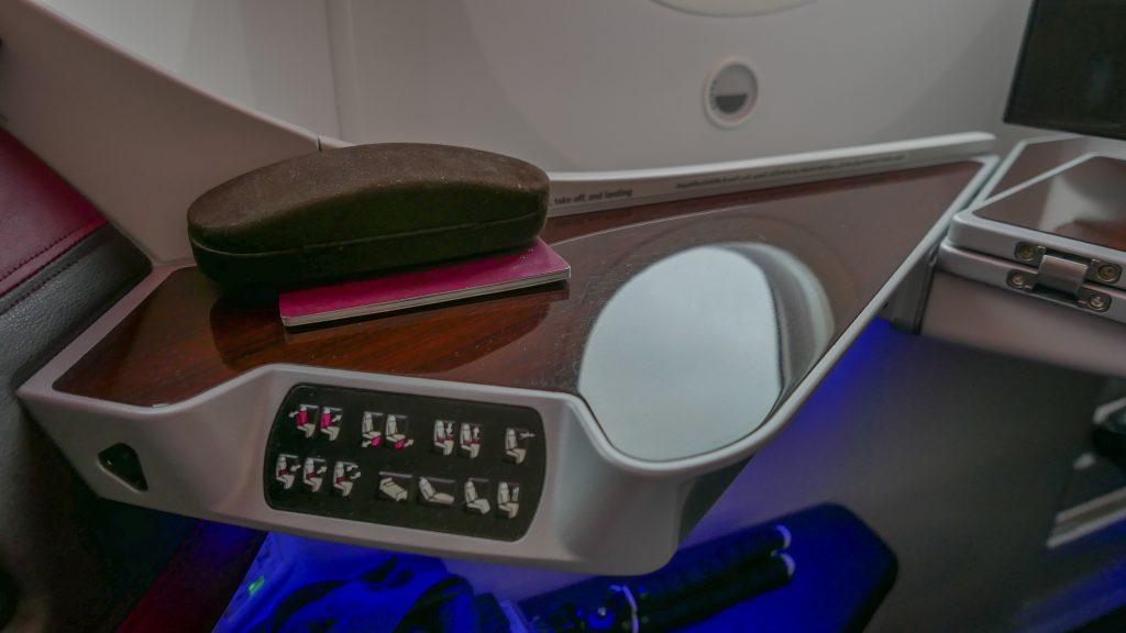 ARN DOH QR J 11 1024x576 - REVIEW - Qatar Airways : Business Class - Stockholm to Doha (B787)