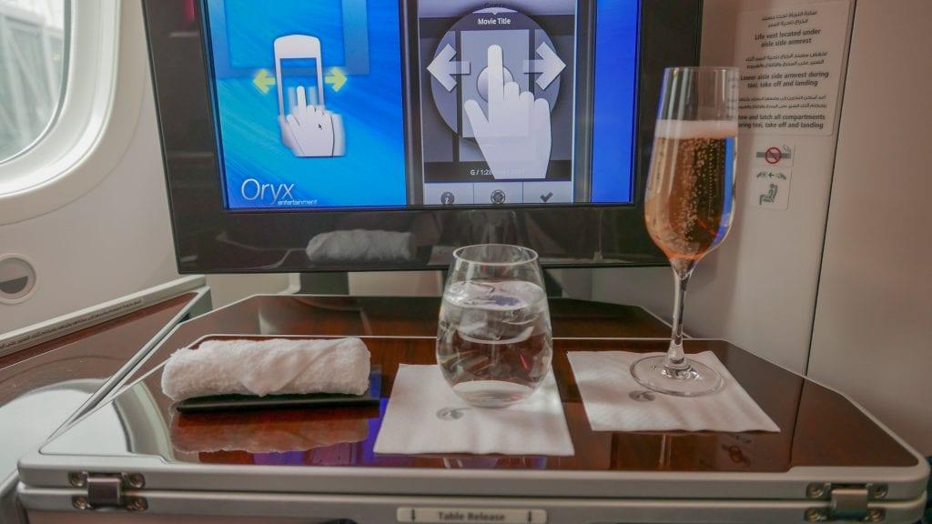 ARN DOH QR J 19 1024x576 - REVIEW - Qatar Airways : Business Class - Stockholm to Doha (B787)