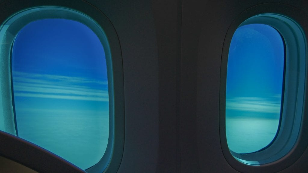 ARN DOH QR J 23 1024x576 - REVIEW - Qatar Airways : Business Class - Stockholm to Doha (B787)