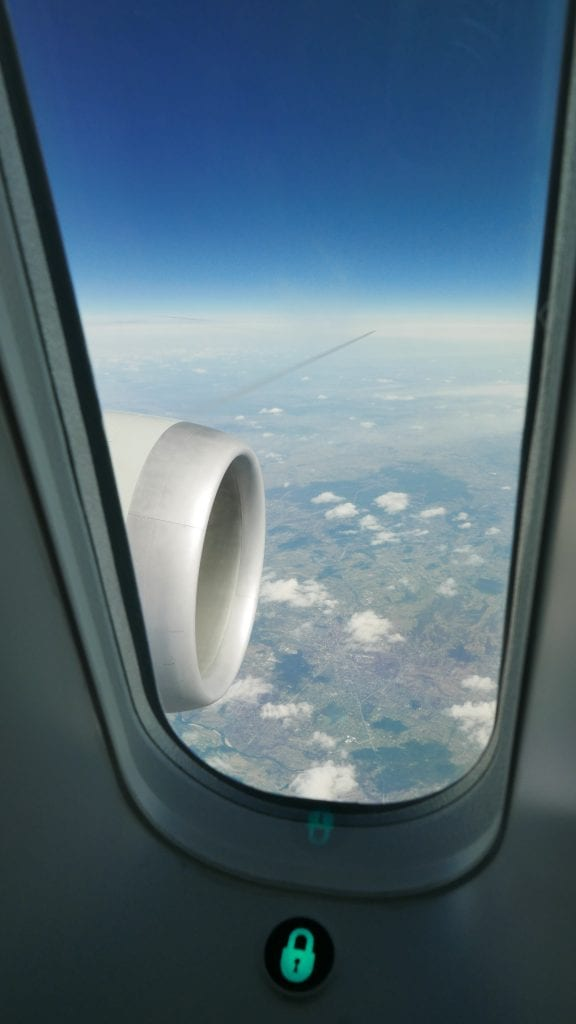 ARN DOH QR J 35 576x1024 - REVIEW - Qatar Airways : Business Class - Stockholm to Doha (B787)
