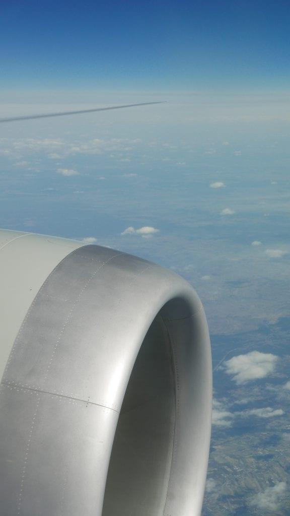 ARN DOH QR J 36 576x1024 - REVIEW - Qatar Airways : Business Class - Stockholm to Doha (B787)